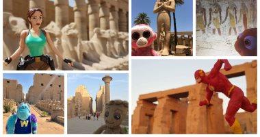 صور لعبتك جنب الهرم.. آخر تقاليع الترويج للسياحة فى مصر