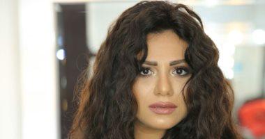 مصرع المطربة والممثلة غنوة أخت أنغام فى حادث سير