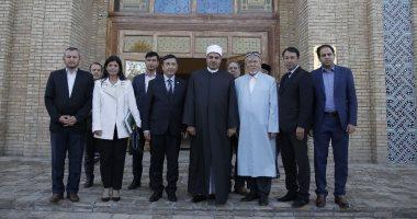 جامعة الأزهر توقع مذكرة تفاهم مع مركز الإمام البخارى للبحوث فى أوزبكستان
