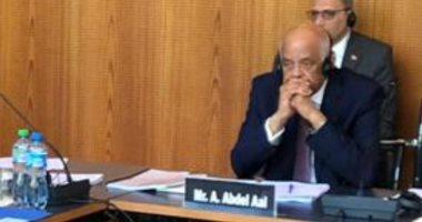 """صور.. """"على عبد العال"""" يُشارك باجتماعات اللجنة التنفيذية للاتحاد البرلمانى الدولى"""
