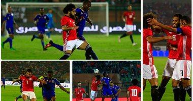 مباراة مصر  وسوازيلاند
