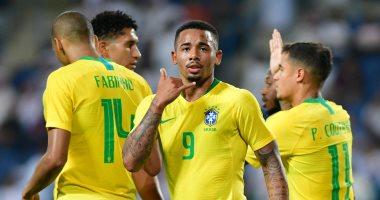 فيديو.. البرازيل تتفوق على السعودية بهدف خيسوس فى الشوط الأول