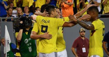شاهد.. هدف جيمس الخرافى فى فوز كولومبيا على الولايات المتحدة 4 - 2