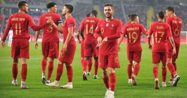 ملخص واهداف مباراة بولندا ضد البرتغال فى دورى الأمم الأوروبية.. فيديو