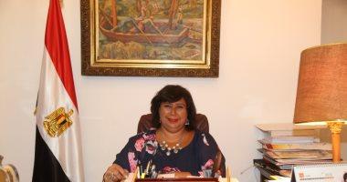 وزيرة الثقافة تحضر افتتاح معرض الشارقة للكتاب بمشاركة 276 دار نشر مصرية