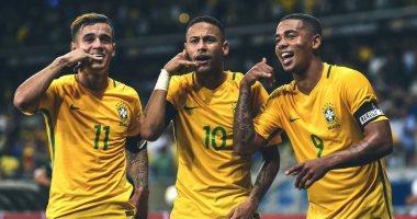 ملخص وأهداف مباراة البرازيل ضد كولومبيا 2-2.. نيمار يسجل ويصنع