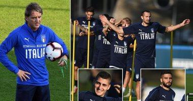 إيطاليا تبحث عن أول انتصار فى دورى الأمم الأوروبية ضد بولندا