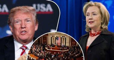 """فى مقال بـ""""واشنطن بوست"""": كلينتون تحذر من سعى الكونجرس لعزل ترامب"""