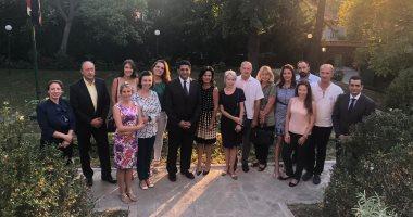 سفير مصر فى بلجراد يطلع الإعلام الصربى على الأنشطة السياحية بالبحر الأحمر
