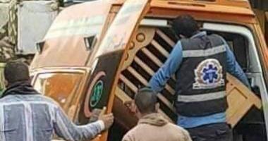 الحماية المدنية تنقل مسنة لمركز طبى لعدم قدرتها على الحركة بالقاهرة