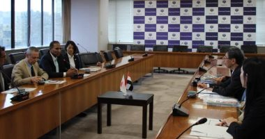 رئيس جامعة أسوان يزور جامعة تسوكوبا اليابانية لبحث سبل التعاون العلمى المشترك