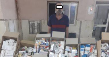 إحباط تهريب 2 مليون عبوة أدوية بشرية عبر بميناء الإسكندرية