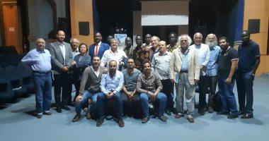 افتتاح نادى السينما الأفريقية بحضور جمهور الإسكندرية ونقادها ومثقفيها