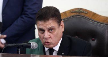 """تأجيل إعادة محاكمة مرسى و23 آخرين بـ""""التخابر مع حماس"""" لـ 14 أبريل"""