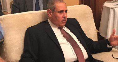 مصر وروسيا يبحثان عملية السلام فى الشرق الأوسط والعلاقات الثنائية
