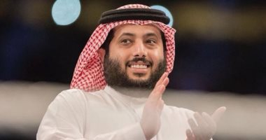 تركى آل الشيخ يتوقع فوز الأهلى على بيراميدز فى الدورى العام