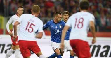 فيديو.. إيطاليا تخطف فوزا + 90 أمام بولندا بدورى الأمم الأوروبية