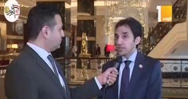 """فيديو.. """"متحدث الرئاسة"""" يكشف أهمية زيارة الرئيس السيسي إلى روسيا"""