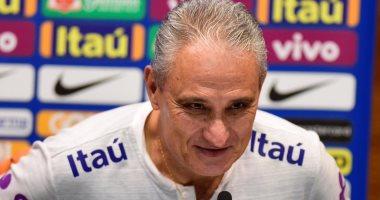 """""""تيتي"""" مدرب البرازيل يحقق جميع البطولات في قارة أمريكا الجنوبية"""