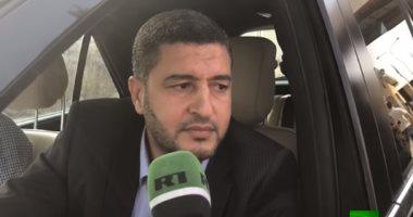 """أول شخص يعبر """"نصيب الحدودى"""" بين الأردن وسوريا: أشعر أننى فى عيد"""