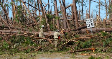 """السلطات الفلبينية تدعو المواطنين لتوخى الحذر مع اقتراب إعصار """"يوتو"""""""