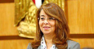 غادة والى وزيرة التضامن