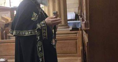 البابا تواضروس: الأنبا بيشوى علامة وعلَّامة فى الكنيسة على نصف قرن