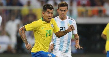 شاهد.. فيرمينو يسجل هدفا رائعا فى مباراة البرازيل ضد السنغال