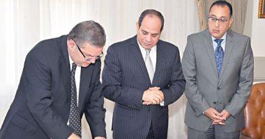 شركات قطاع الأعمال العام ثروة مصر القادمة.. الرئيس السيسى أطلق استراتيجية الإنقاذ والتطوير والتحديث والبداية بالغزل والنسيج بتكلفة 21 مليار جنيه