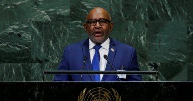 سفير مصر بتنزانيا يقدم أوراق اعتماده سفيرا غير مُقيم لدى جمهورية القمر المتحدة