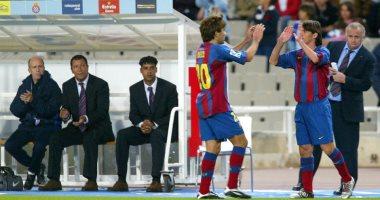 فى مثل هذا اليوم منذ 14 عاما.. ميسى يبدأ تغيير تاريخ كرة القدم