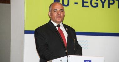 وزير الرى يستعرض موقف الشبكة القومية لرصد نوعية المياه