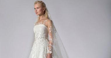 450501690e4fa موضة فساتين الزفاف لـ 2019 تحت شعار