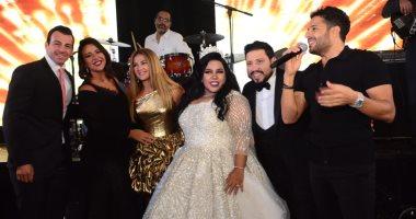 حفل زفاف شيماء وكارتر