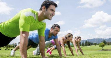 لمرضى القلب والضغط.. ممارسة التمارين الرياضية هتظبطك