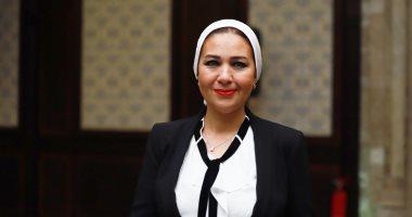 النائبة زينب سالم: المجتمع المدنى يركز دعمه على قرى الصعيد ويتجاهل الدلتا
