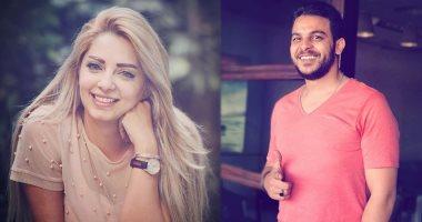 محمد رشاد ومى حلمى يرفعان شعار دارى على شمعتك تقيد فى زواجهما