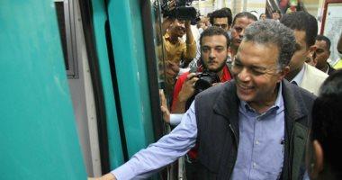 """رئيس الوزراء يفتتح مشروع محطة مترو المرج الجديدة و""""الازدواج"""" خلال أيام"""