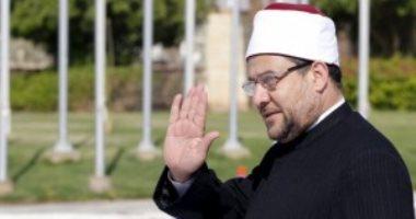 """وزير الأوقاف يخطب الجمعة غدا بالمقطم تزامنا مع حملة """"رسول الإنسانية"""""""
