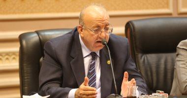 """رئيس """"إسكان النواب"""" يطالب بحملات لتوضيح إجراءات التصالح فى مخالفات البناء"""