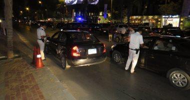 تنفيذ 139 حكماً قضائياً وفحص 13 مسجل خطر ومشتبه به خلال حملة أمنية بمطروح