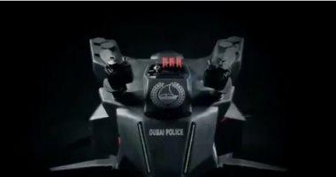 """فى السماء قريبا.. شرطة دبى تكشف مزايا النسخة الجديدة من """"هوفر بايك"""""""