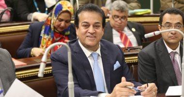 وزير التعليم العالى: مستشفيات جامعية واستثمارية بالعاصمة الإدارية الجديدة