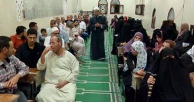 صور.. وزير الأوقاف: الإقبال الكثيف على مراكز الثقافة الإسلامية بسيناء يعكس حالة الأمن