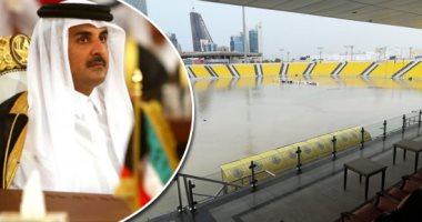 """شاهد.. """"مباشر قطر"""": عجز قطر عن تنظيم المونديال حقيقة واقعية"""