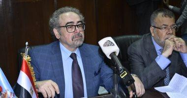 علاء عبد الهادى: مصر وراء الرئيس السيسى للقضاء على الإرهاب