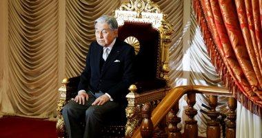 امبراطور اليابان يفتتح دورة غير عادية للبرلمان