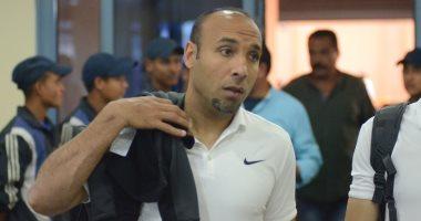 أيمن عبد العزيز يبرئ بن شرقى من الاعتراض ويؤكد: اعتذر والكاميرا لم تنقل