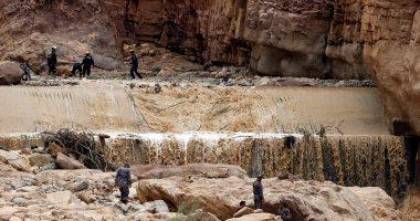 ارتفاع عدد ضحايا الطقس السيئ فى الأردن إلى 7 وفيات