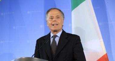 وزير خارجية إيطاليا: أفريقيا فرصة كبيرة للاستثمار